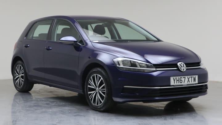 2017 Used Volkswagen Golf 1L SE TSI