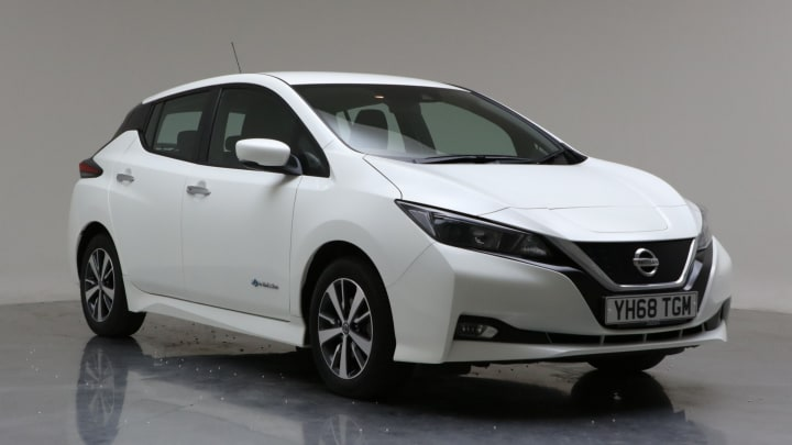 2019 Used Nissan Leaf Acenta