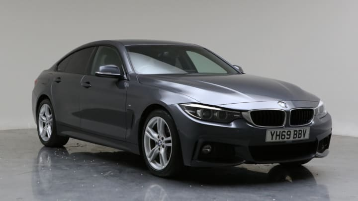 2019 Used BMW 4 Series Gran Coupe 2L M Sport 420i