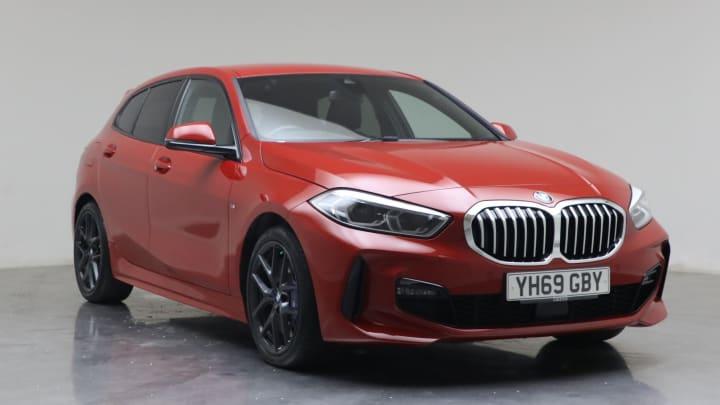 2019 Used BMW 1 Series 2L M Sport 118d
