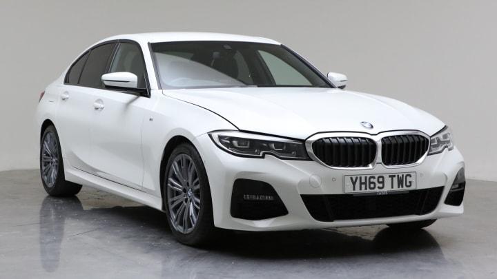 2019 Used BMW 3 Series 2L M Sport 330i