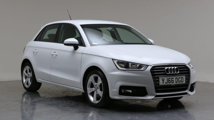 2017 Used Audi A1 1.6L Sport TDI
