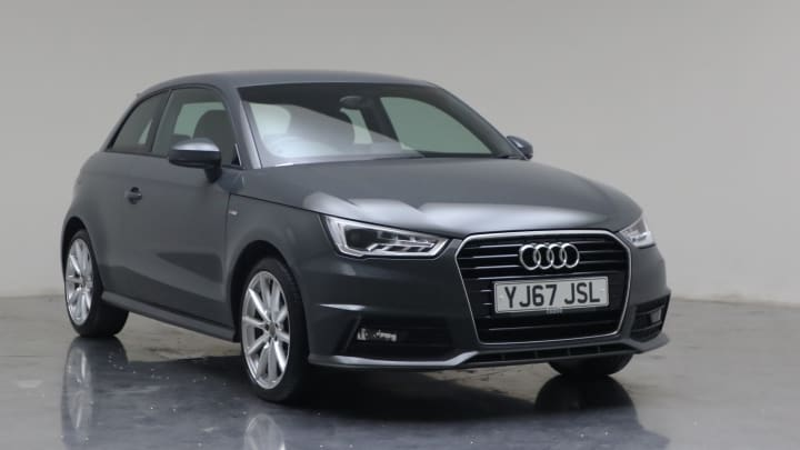 2018 Used Audi A1 1.6L S line TDI