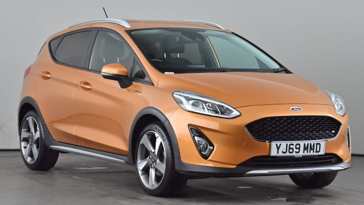 2020 used Ford Fiesta 1L Active X EcoBoost T