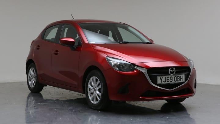 2019 Used Mazda Mazda2 1.5L SE+ SKYACTIV-G