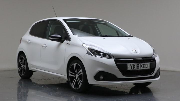 2018 Used Peugeot 208 1.2L GT Line PureTech