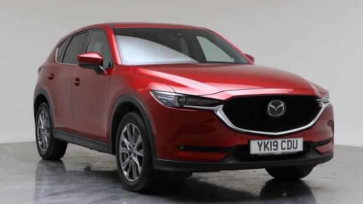 2019 Used Mazda CX-5 2.2L GT Sport Nav+ SKYACTIV-D