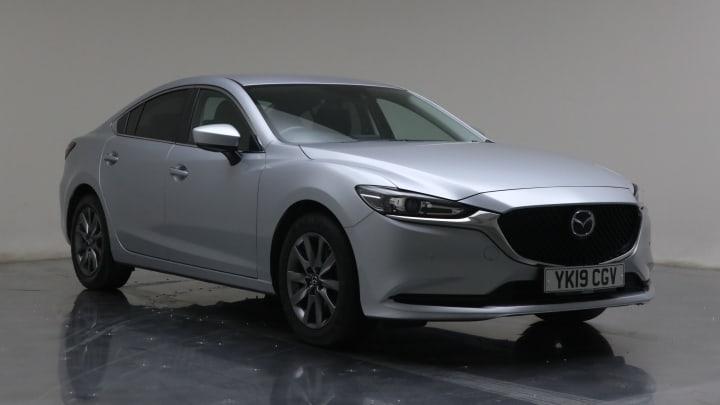 2019 Used Mazda Mazda6 2L SE-L Nav+ SKYACTIV-G