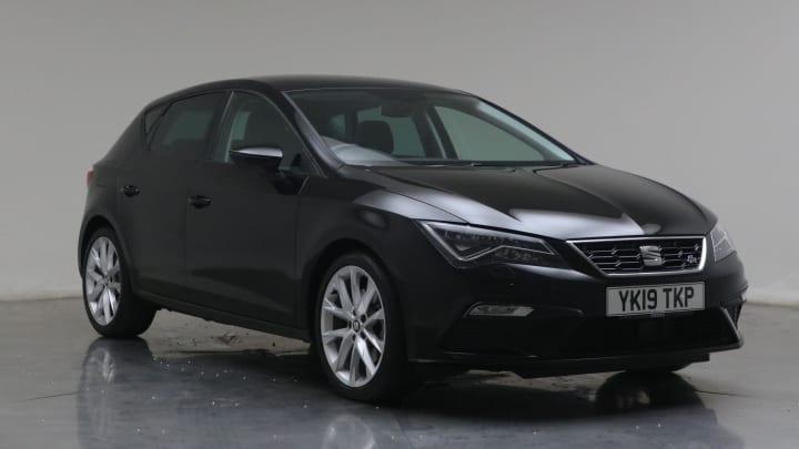 2019 used Seat Leon 1.5L FR Sport TSI EVO