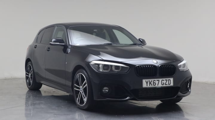 2017 Used BMW 1 Series 2L M Sport Shadow Edition 120d