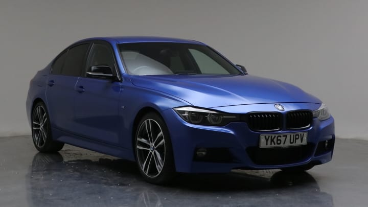 2017 Used BMW 3 Series 3L M Sport Shadow Edition 330d
