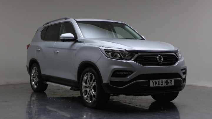 2019 Used Ssangyong Rexton 2.2L Ultimate D