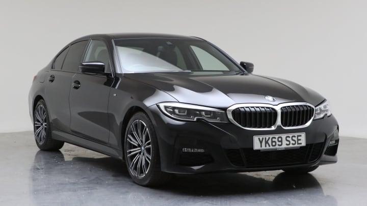 2020 Used BMW 3 Series 2L M Sport 320d
