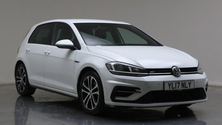 2017 Used Volkswagen Golf 2L R-Line BlueMotion Tech TDI
