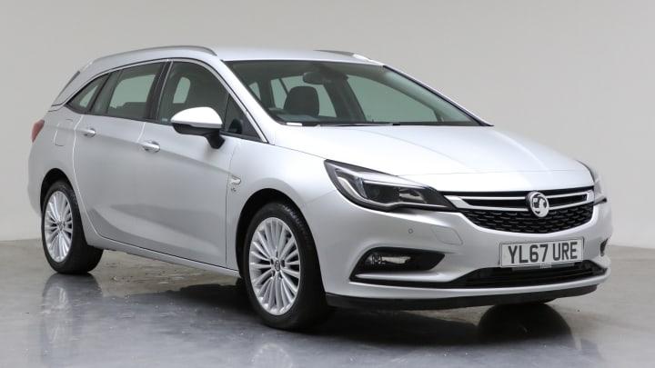 2018 Used Vauxhall Astra 1.4L Elite Nav i Turbo