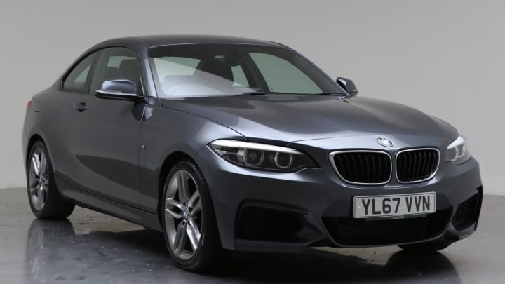 2018 Used BMW 2 Series 1.5L M Sport 218i