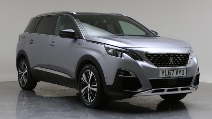2018 Used Peugeot 5008 1.6L GT Line BlueHDi