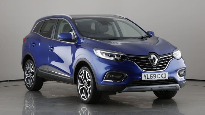 2020 Used Renault Kadjar 1.3L GT Line TCe