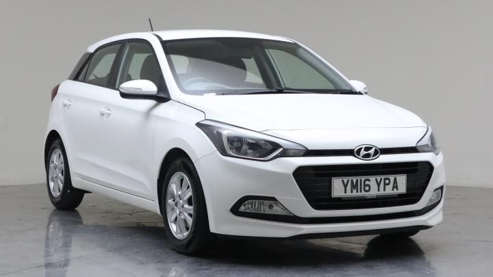2016 Used Hyundai i20 1L SE T-GDi