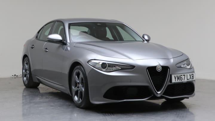 2018 Used Alfa Romeo Giulia 2.1L Speciale TD