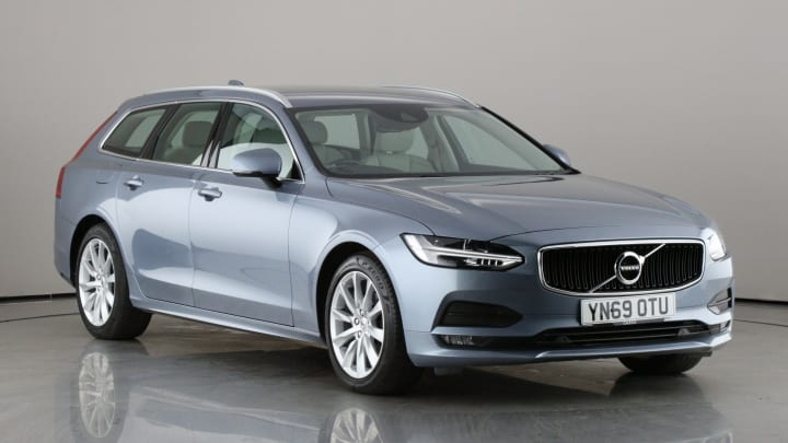 2019 Used Volvo V90 2L Momentum Plus D4