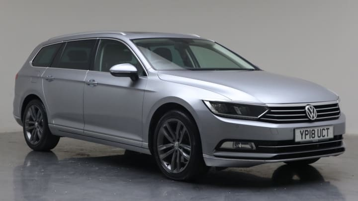 2018 Used Volkswagen Passat 2L GT TDI