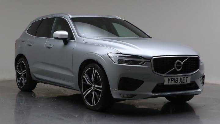 2018 used Volvo XC60 2L R-Design Pro T5