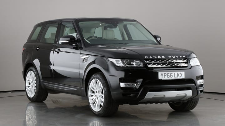 2016 Used Land Rover Range Rover Sport 3L HSE SD