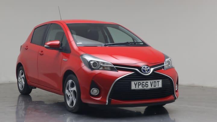2016 Used Toyota Yaris 1.5L Icon VVT-h