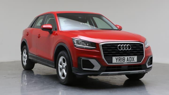2018 Used Audi Q2 1L SE TFSI