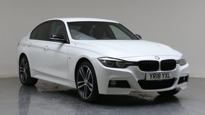 2018 Used BMW 3 Series 2L M Sport Shadow Edition 320i