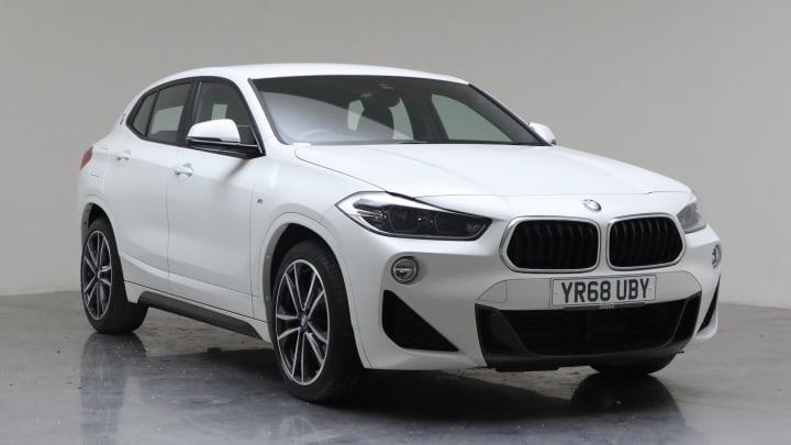 2018 Used BMW X2 2L M Sport 20i