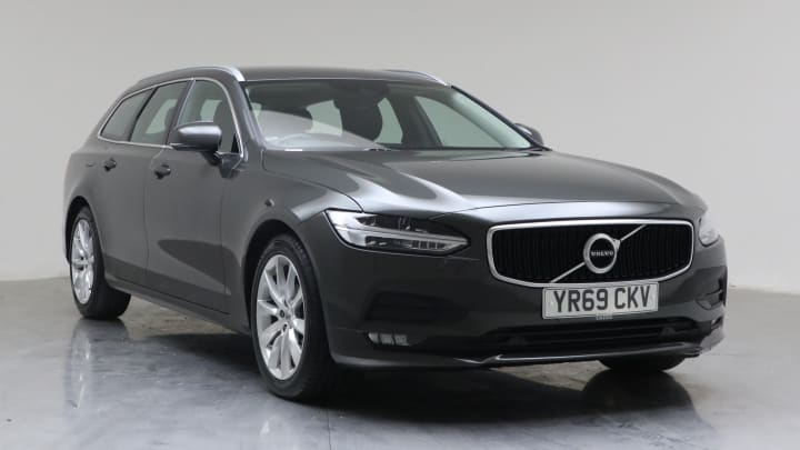 2019 Used Volvo V90 2L Momentum Plus D4