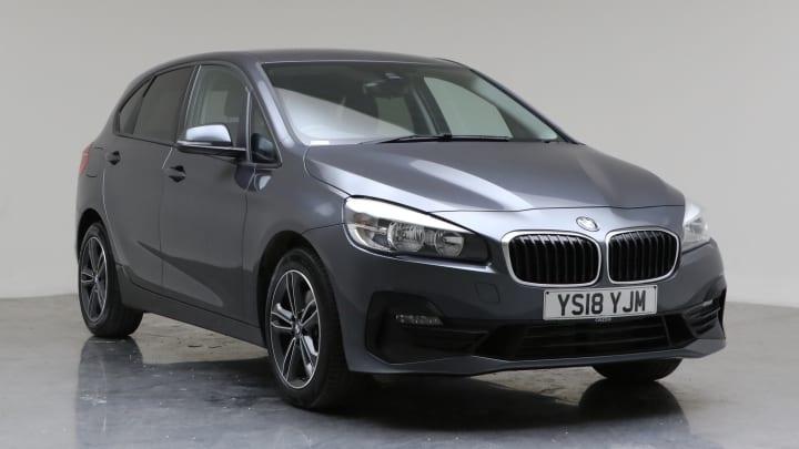 2018 Used BMW 2 Series Active Tourer 2L Sport 220d