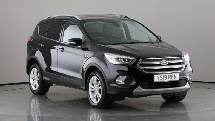 2019 Used Ford Kuga 1.5L Titanium EcoBoost T