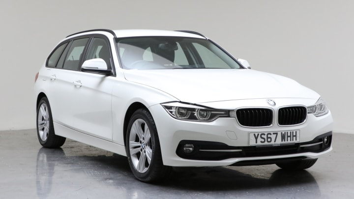 2017 Used BMW 3 Series 2L Sport 318d