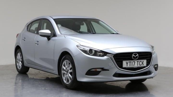2017 Used Mazda Mazda3 1.5L SE SKYACTIV-D