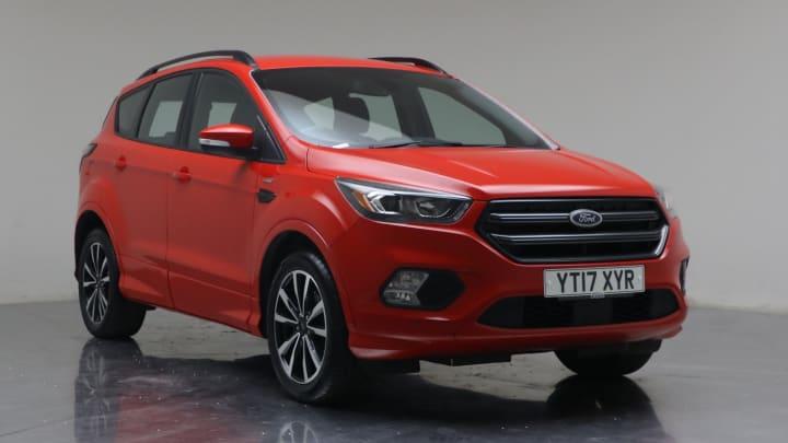 2017 Used Ford Kuga 1.5L ST-Line EcoBoost T