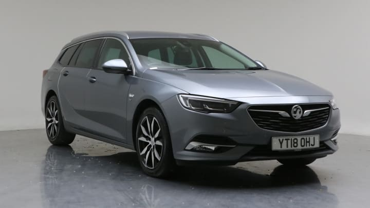 2018 Used Vauxhall Insignia 1.5L Elite Nav i Turbo