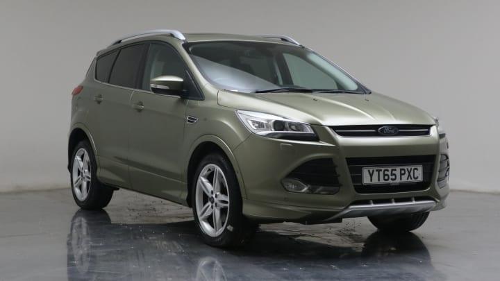 2015 used Ford Kuga 2L Titanium X Sport TDCi