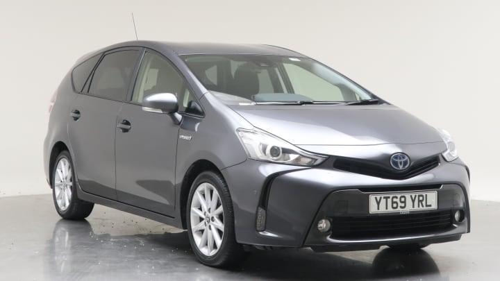 2019 Used Toyota Prius+ 1.8L Excel VVT-h