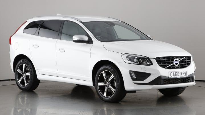 2017 used Volvo XC60 2.4L R-Design Lux Nav D5