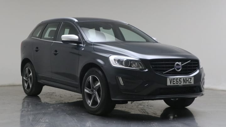 2015 used Volvo XC60 2.4L R-Design Lux Nav D4