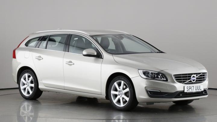 2017 used Volvo V60 2L SE Lux Nav D3