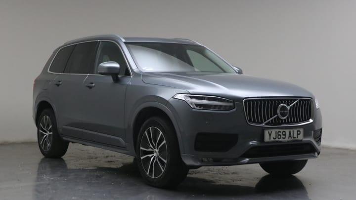 2020 used Volvo XC90 2L Momentum MHEV B5