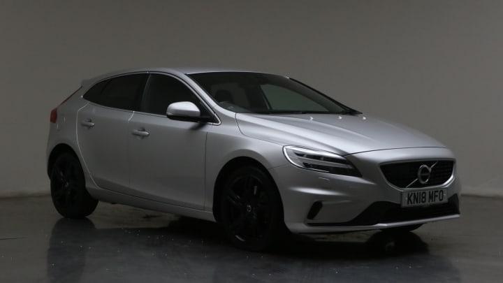 2018 used Volvo V40 1.5L R-Design Pro T3