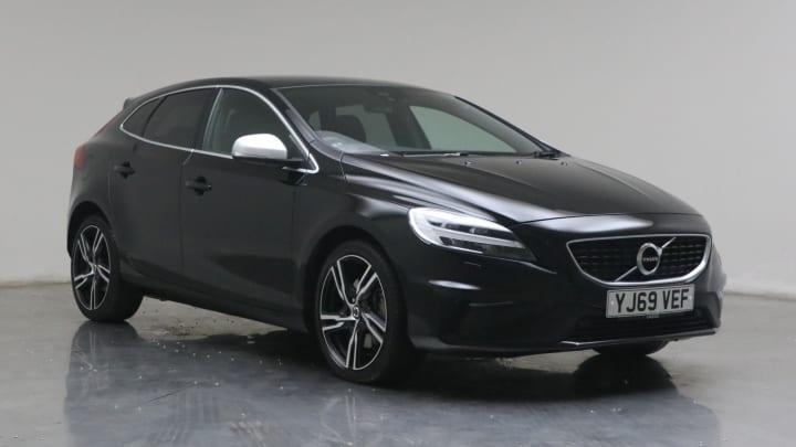 2019 used Volvo V40 1.5L R-Design Edition T3