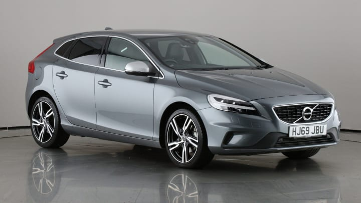 2019 used Volvo V40 2L R-Design Edition T2