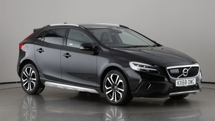 2018 used Volvo V40 Cross Country 2L Pro D3