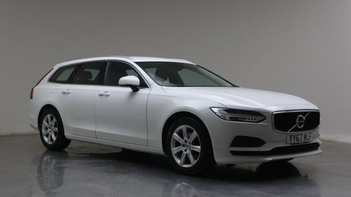 2017 used Volvo V90 2L Momentum D4